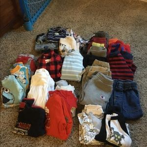 18 Month Baby Boy Clothing Lot